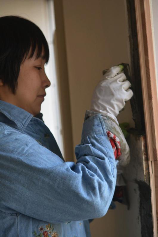 さくらWORKS関内オフィス会員で一級建築士の古市久美子さん