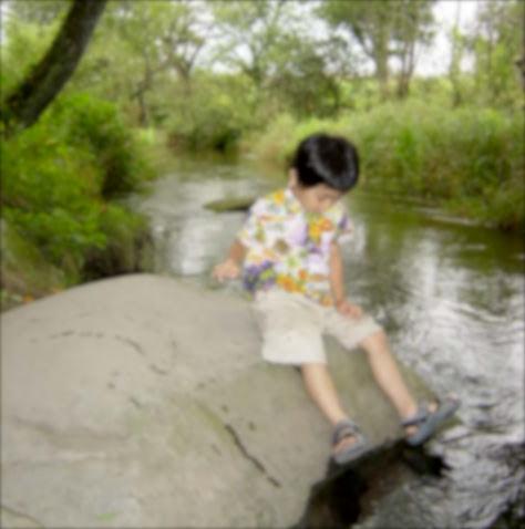 子どもの写真1